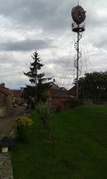 Brochon Water Windmill